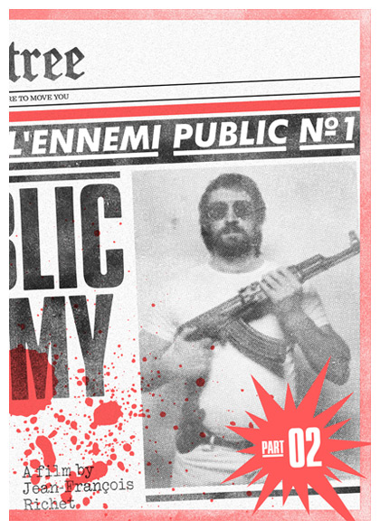 Public Enemy №1 movie poster