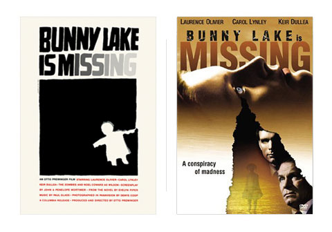 Saul Bass Bunny Lake is missing 1965