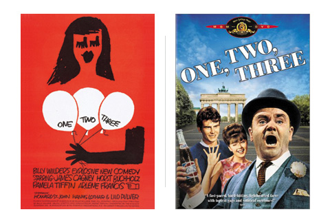 Saul Bass One, two, three 1961