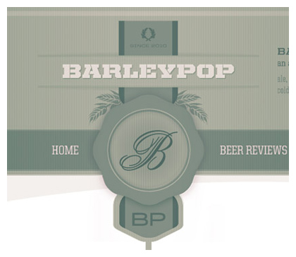 Barleypop - A beer blog