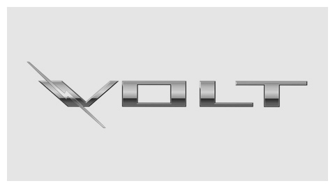 Chevrolet Volt 2011 badge