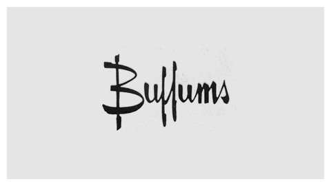 Buffum's wordmark