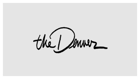 The Denver Dry Goods Company 1970s wordmark