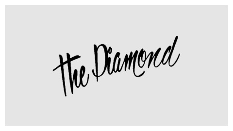 The Diamond 1960s logo