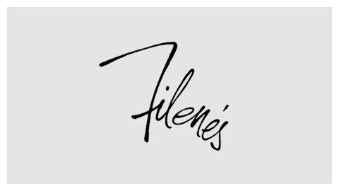 Filene's 1960s wordmark