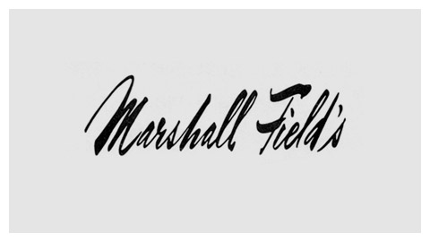 Marshall Field's 1986 wordmark