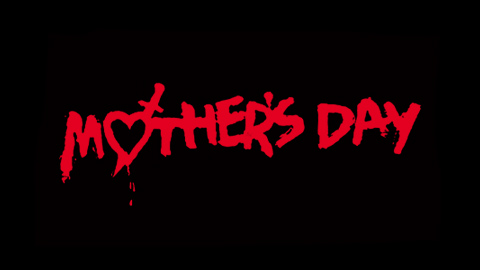 Mother's day 1980 movie poster title lettering