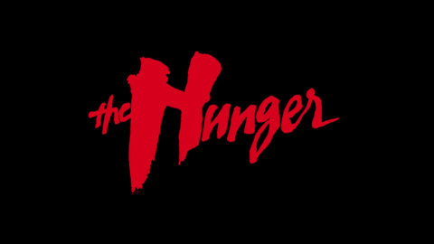 1980s horror movie poster logos and typography