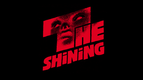 The shining 1980 movie poster logo