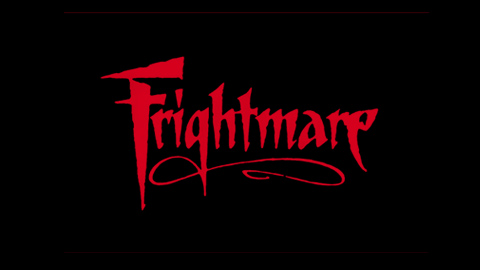 Frightmare 1983 movie poster logo