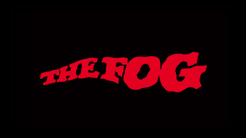 The Fog 1980 movie poster title