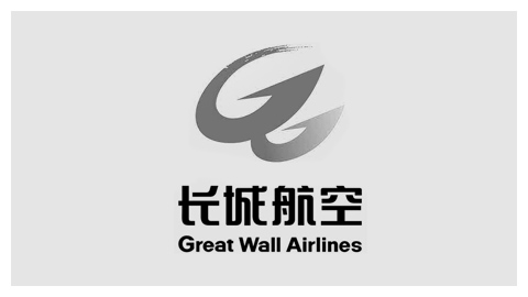 Great Wall Airlines 長城航空 标志