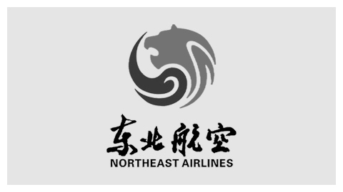 Northeast Airlines 東北航空 标志