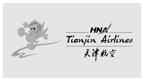 Tianjin Airlines logo 标志