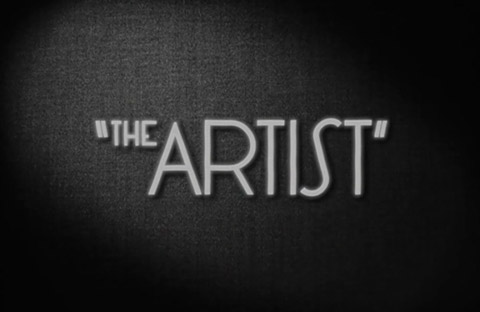 The Artist Movie Typography And Lettering