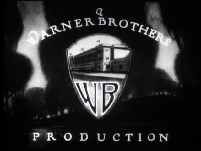 Warner Bros logo 1927 The First Auto