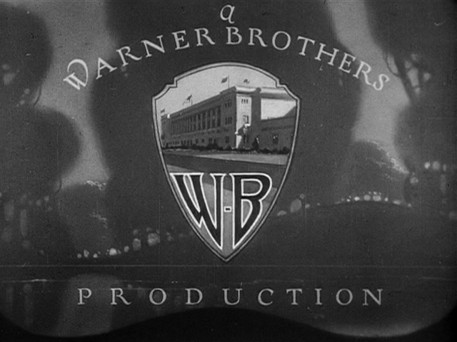 Warner Bros logo 1927 When a Man Loves