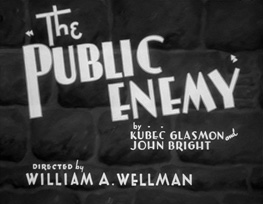 The Public Enemy (1931) James Cagney - Blu-ray movie title