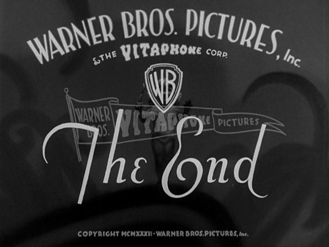 Image result for WB the end 1930s