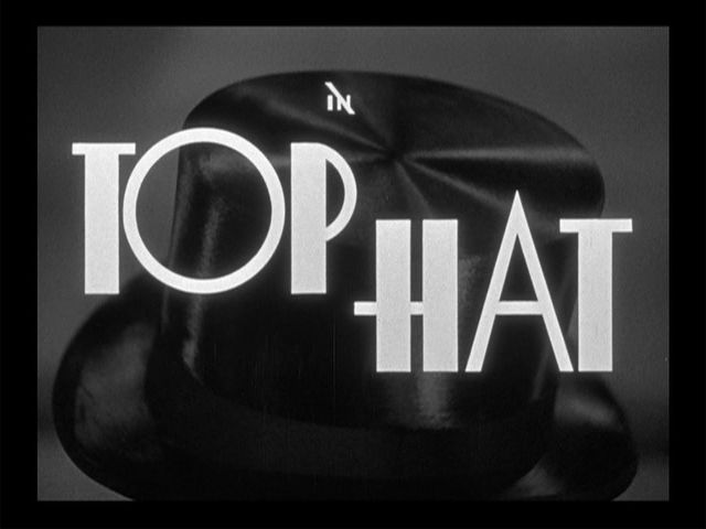 Top hat 1935 movie title