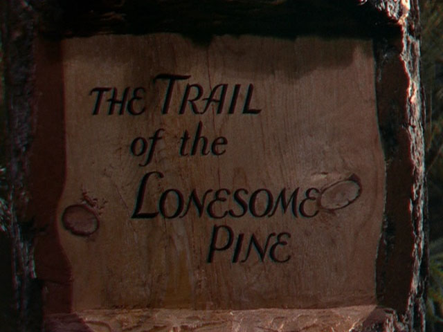 Trail of the lonesome pine 1936 movie title
