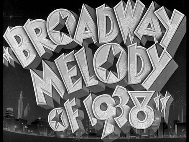 Broadway Melody of 1938 (1937) trailer title