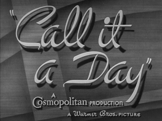 Call It a Day (1937) movie title