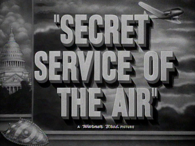 Secret Service of the Air movie