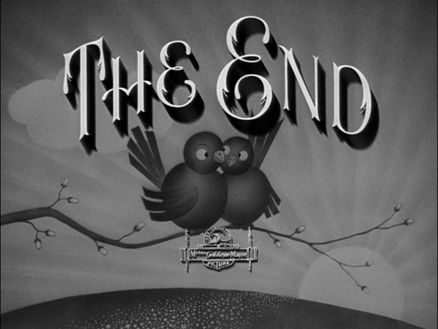 Love Crazy (1941) The End