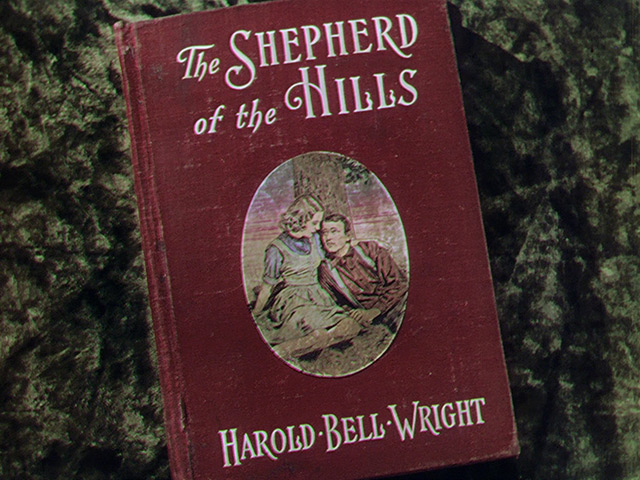 The Shepherd of the Hills (1941) blu-ray movie title