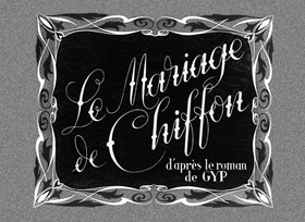 Le mariage de Chiffon / The Marriage of Chiffon (1942) Claude Autant-Lara - blu-ray movie title