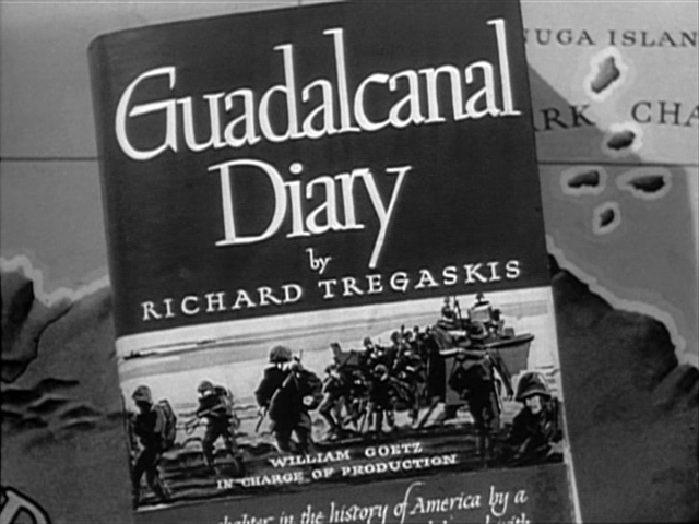 Guadalcanal Diary (1943) movie title