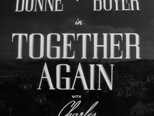 Together again movie title