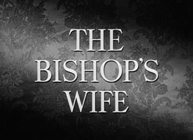 The Bishop's Wife (1947) Cary Grant - blu-ray movie title