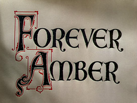 Forever Amber (1947) Blu-ray movie title
