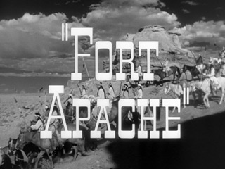 Fort Apache (1948) movie title