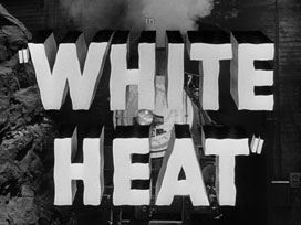 White Heat (1949) James Cagney - Blu-ray movie title