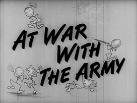 At War with the Army (1950) Jerry Lewis