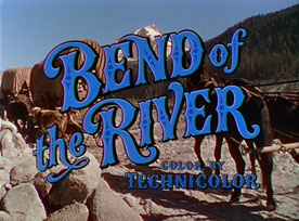 Bend of the River (1952) James Stewart - blu-ray movie title