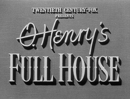 O. Henry's Full House (1952) Marilyn Monroe - blu-ray movie title