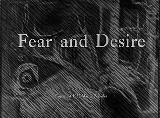 Fear and Desire (1953) Stanley Kubrick - blu-ray movie title