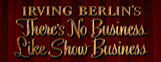 There's No Business Like Show Business (1954) Marilyn Monroe - blu-ray movie title