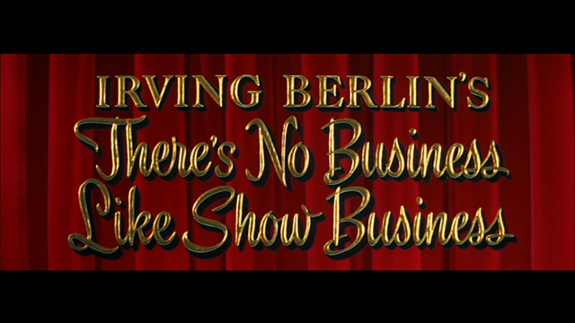 There's No Business Like Show Business movie title