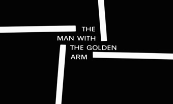 The Man with the Golden Arm (1955) Blu-ray movie title