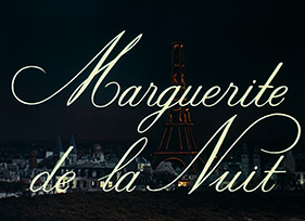 Marguerite de la nuit / Marguerite of the Night (1955) Claude Autant-Lara - blu-ray movie title
