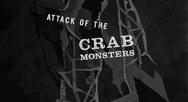 Roger Corman: Attack of the Crab Monsters (1957) title sequence