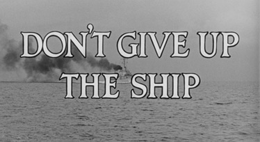 Don't Give Up the Ship (1959) Jerry Lewis