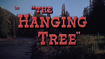 The Hanging Tree (1959) Gary Cooper - Blu-ray movie title