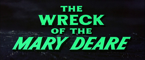 The Wreck of the Mary Deare (1959) Gary Cooper - HD movie title