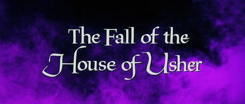 The Fall of the House of Usher (1960) Roger Corman